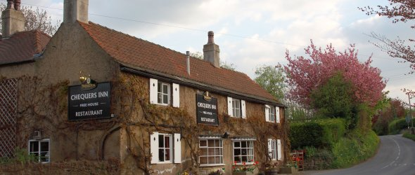 Image: The Chequers Inn, Ledsham